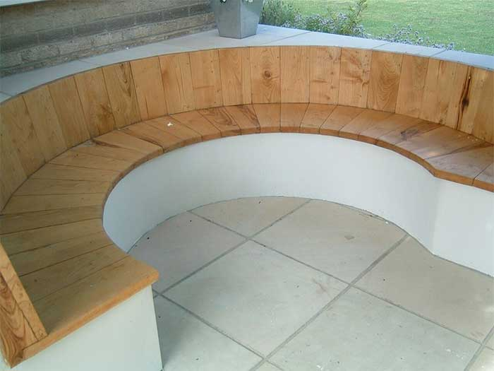 Joinery, seating, carpentry