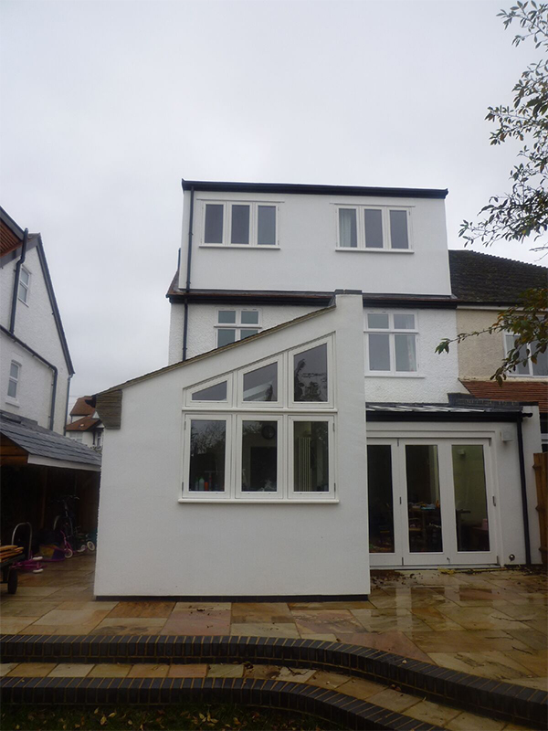Construction, building, renovation, loft conversion, extension