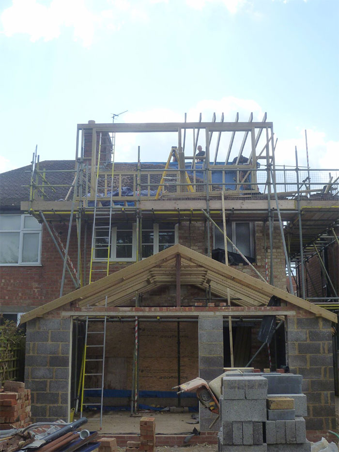 Construction, building, loft conversion, renovations, extensions, carpentry
