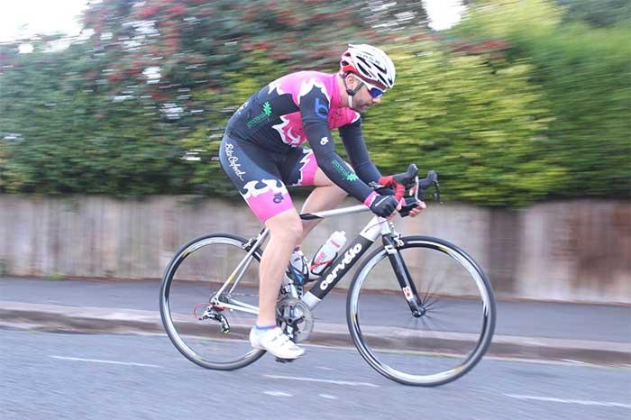 Oxford's friendliest cycling club, the Cowley Road Condors
