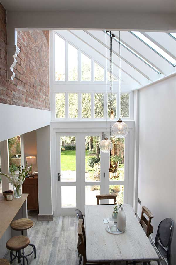 Conservatory, joinery, extensions, renovation, carpentry